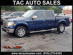 2012 Ford F-150 XLT Super Crew 5.5-ft. Bed 2WD CREW CAB PICKUP 4-DR