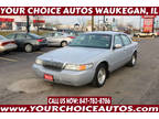 2002 Silver Mercury Grand Marquis