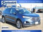 2019 Ford Edge Blue, 15K miles