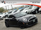 2014 British Racing Green Metallic MINI Cooper S Coupe