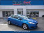 2016 Ford Focus Blue, 70K miles