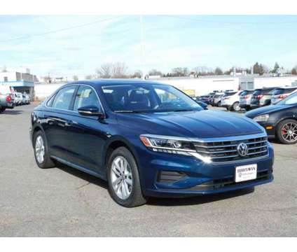 2020 Volkswagen Passat 2.0T SE is a Blue 2020 Volkswagen Passat 2.0T Car for Sale in Rockville MD