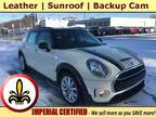 2016 Mini Clubman White, 27K miles
