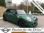 2020 Mini Convertible Green