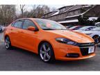 2014 Dodge Dart Orange, 40K miles