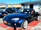 2008 Mazda MX-5 Miata GT Grand Touring Blue, Grand Touring - Hard Top