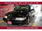1997 Black Saab 900