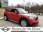 2020 Mini Countryman Red