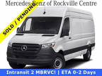 2019 Mercedes-Benz Sprinter 2500 2500