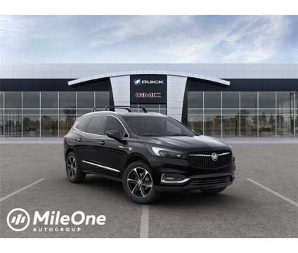 2020 Buick Enclave Essence is a Black 2020 Buick Enclave Essence SUV in Owings Mills MD
