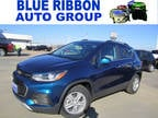 2020 Chevrolet Trax Blue, new