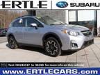 2017 Subaru Crosstrek Silver, 1644 miles