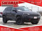 2020 Jeep Cherokee Gray