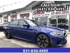 $80870.00 2018 BMW M5 with 9721 miles!