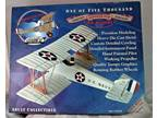 U. S. Navy 1917 SOPWITH PUP Limited Edition 132 Scale GB Biplane