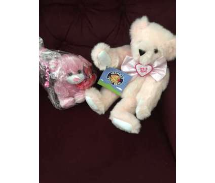 Pink Teddy Bears is a Pink Toys for Sale in Wescosville PA