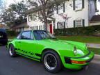 1975 Porsche Carrera Targa Rare Lime Green 2WD