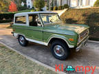 1975 Ford Bronco Ranger