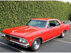 1966 Chevrolet Chevelle SS 396 Sport Coupe Manual