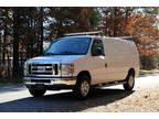 2013 E-250 Work Van, Tow Package, 4.6 V8, Roof Racks, LOW MILES!