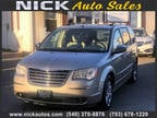 2008 Chrysler Town & Country Limited SPORTS VAN