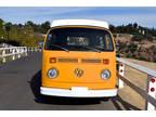 1976 Volkswagen Bus Vanagon Camper Original RWD