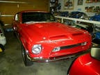 1968 Ford Mustang SHELBY GT-500 1968 SHELBY GT-500 MUSTANG