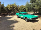 1969 Ford Mustang Shelby GT500 Fastback Grabber Green Automatic