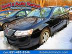 2007 Saturn Ion Black, 108K miles