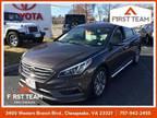 2017 Hyundai Sonata Brown, 46K miles