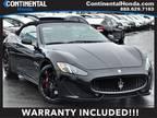 2016 Maserati GranTurismo Black, 38K miles