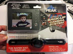 "Peak Wireless Backup Camera System w/3.5"" LCD Color Monitor"