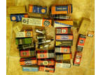 Lot 27 Radio Tube Arcturus US Army Navy Tung-Sol Philco