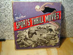 """OLD 8 MM FILM """" SPORTS THRILL MOVIES"""" by SERO-CREST HOME"""