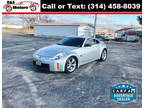 2008 Nissan 350Z Enthusiast 2dr Coupe 6M