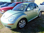 2009 Volkswagen New Beetle Coupe 2D S w/Sunroof 2.5L I5