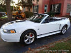 2001 Ford Mustang GT 2001 Ford Mustang GT Convertible 4.6 V8