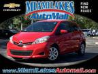 2014 Toyota Yaris Red, 44K miles