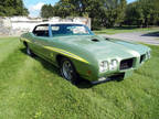 1970 Pontiac GTO Judge Convertible Green