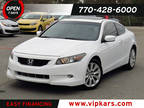 2010 Taffeta White Honda Accord Coupe
