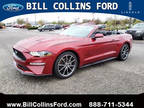 2019 Ford Mustang Eco Boost Convertible