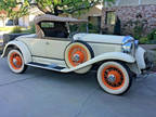 1931 Chrysler Roadster Convertible Manual Silver State Restorations