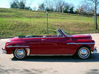 1949 Plymouth Special Deluxe Convertible 217.8 Cubic Inch RWD
