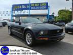 2006 Ford Mustang Black, 137K miles