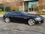 2013 Jaguar XKR IMMACULATE 2013 Jaguar XKR Black Coupe 510HP