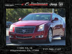 2011 Cadillac CTS Red, 68K miles