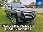 2020 Cadillac Escalade Black