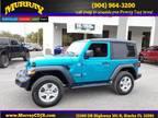 2020 Jeep Wrangler, new