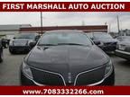 2014 Black Lincoln MKS