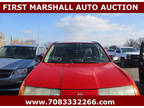 2003 Red Saturn Vue